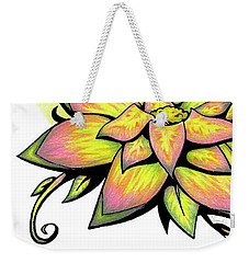 Fruit Of The Spirit Series 2 Love Weekender Tote Bag