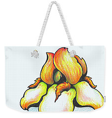Fruit Of The Spirit Series 2 Peace Weekender Tote Bag