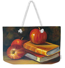 Fruitful Afternoon Weekender Tote Bag by Susan Dehlinger