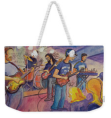 Fruition At The Barkley Ballroom Weekender Tote Bag