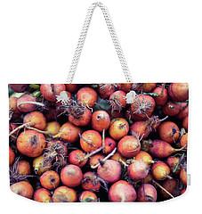 Fruits And Vegetable At Farmer Market Weekender Tote Bag