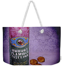 Ftf Can And Coins Weekender Tote Bag