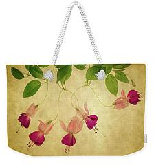 Fuchsia #1 Weekender Tote Bag