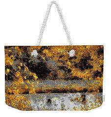 Fuisherman's Cove Weekender Tote Bag