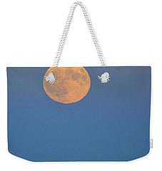 Full Blood Moon Weekender Tote Bag