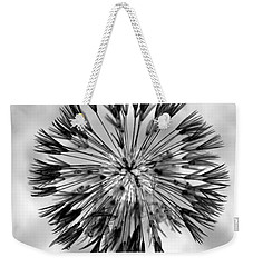 Weekender Tote Bag featuring the photograph Full Dandy by Richard Ricci