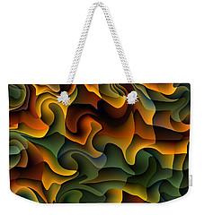 Full Frills Weekender Tote Bag