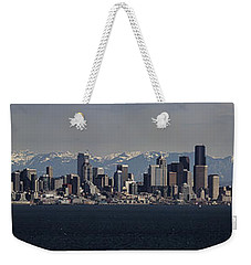 Full Frontal Seattle Weekender Tote Bag