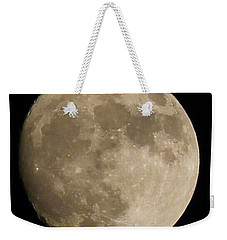 Full Moon 2016 Weekender Tote Bag