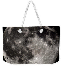 Full Moon 7-31-15 Weekender Tote Bag