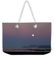 Full Moon On Shipwreck Point Weekender Tote Bag