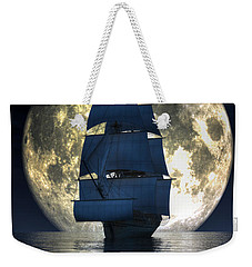 Full Moon Pirates Weekender Tote Bag