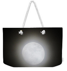 Full Moon Ring Weekender Tote Bag