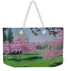 Full Of Blossoms Weekender Tote Bag
