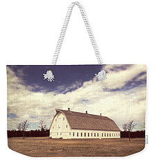 Full Of Surprises Weekender Tote Bag by Julie Hamilton