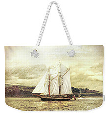 Full Sail Weekender Tote Bag by Lynn Bolt