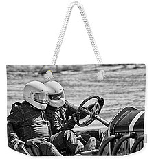 Full Throttle Weekender Tote Bag