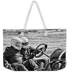 Full Throttle Weekender Tote Bag
