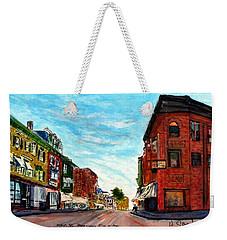 Fuller Building  Weekender Tote Bag