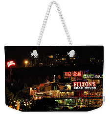 Fultons At Epcot Weekender Tote Bag