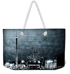 Fun In The Dark - Jersey Shore Weekender Tote Bag