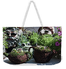 Fun Pots Weekender Tote Bag by Suzanne Gaff