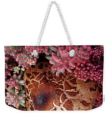 Fungus And Succulents Weekender Tote Bag