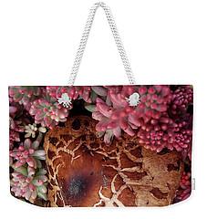 Fungus And Succulents Weekender Tote Bag