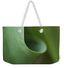 Funnel Vision Weekender Tote Bag by Connie Handscomb