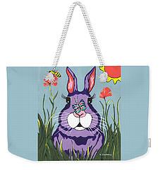 Funny Bunny  Weekender Tote Bag