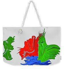 Funny Figures #h7 Weekender Tote Bag