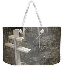 Funter Bay Markers Weekender Tote Bag