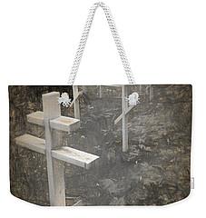 Funter Bay Markers Weekender Tote Bag