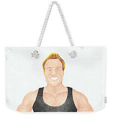 Furious Pete Weekender Tote Bag