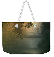 Furnace Run - Square Weekender Tote Bag