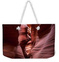 Further In The Canyon Weekender Tote Bag