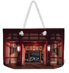 Fushimi Inari Taisha, Kyoto Japan 2 Weekender Tote Bag