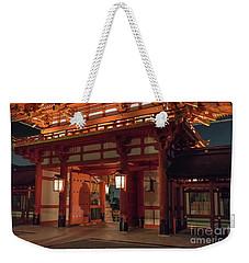 Fushimi Inari Taisha, Kyoto Japan Weekender Tote Bag