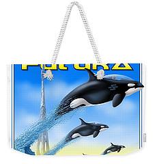 Futura Weekender Tote Bag