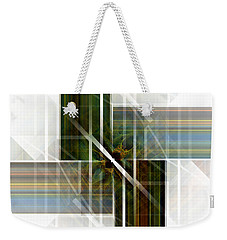 Future  Buildings Weekender Tote Bag by Thibault Toussaint