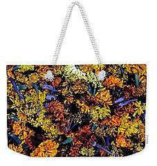 Future Marigolds Weekender Tote Bag
