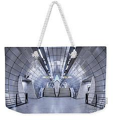 Futurism Weekender Tote Bag by Evelina Kremsdorf