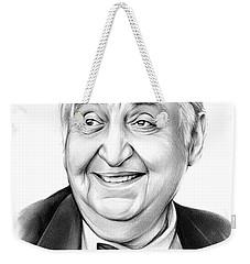 Fyvush Finkel Weekender Tote Bag by Greg Joens
