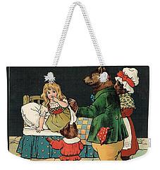 G For Goldilocks Weekender Tote Bag