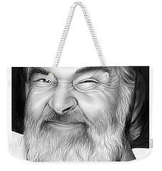 Gabby Hayes Weekender Tote Bag
