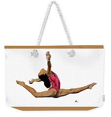Gabby Weekender Tote Bag