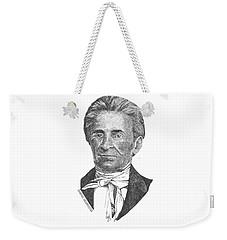 Gabriel Franchere Weekender Tote Bag