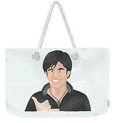 Gabriel Montiel Weekender Tote Bag