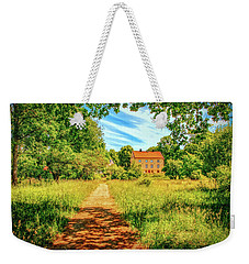 Weekender Tote Bag featuring the photograph Gaeddeholm by Leif Sohlman