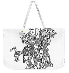 Gaia Weekender Tote Bag